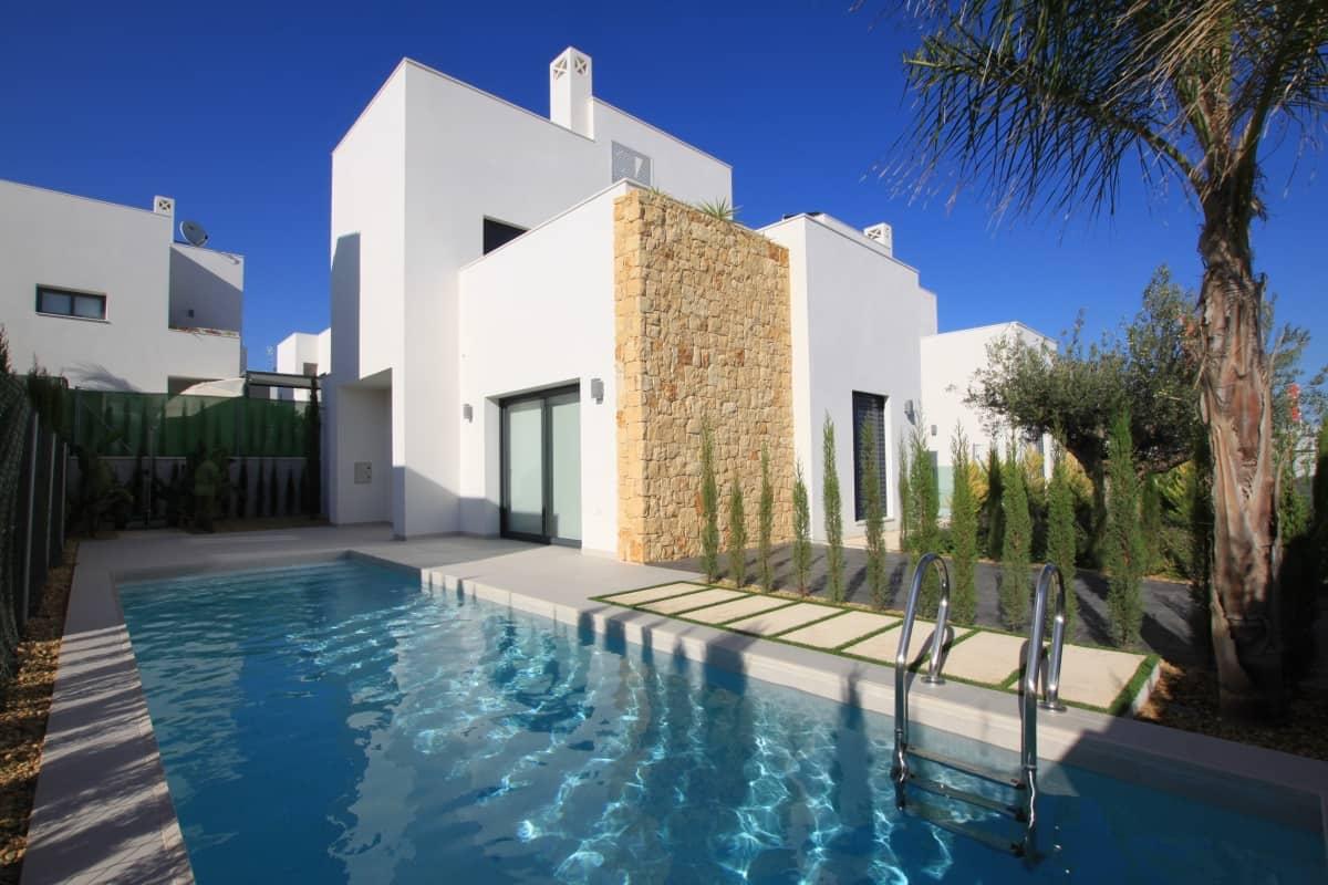 Vente villa avec piscine, 15 min de la mer à Rojales, Costa Blanca Sud