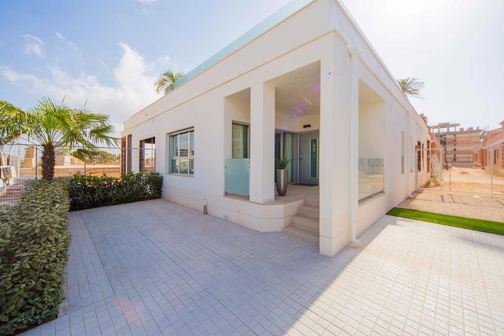 maison mitoyenne à vendre à Villamartin
