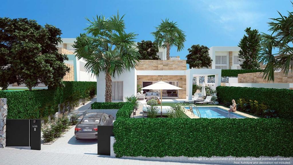 Maison à vendre en Espagne, à Algorfa