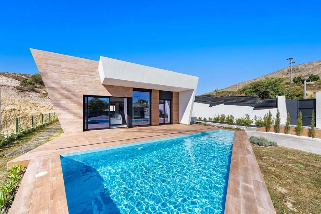 villa à vendre à Finestrat en Espagne