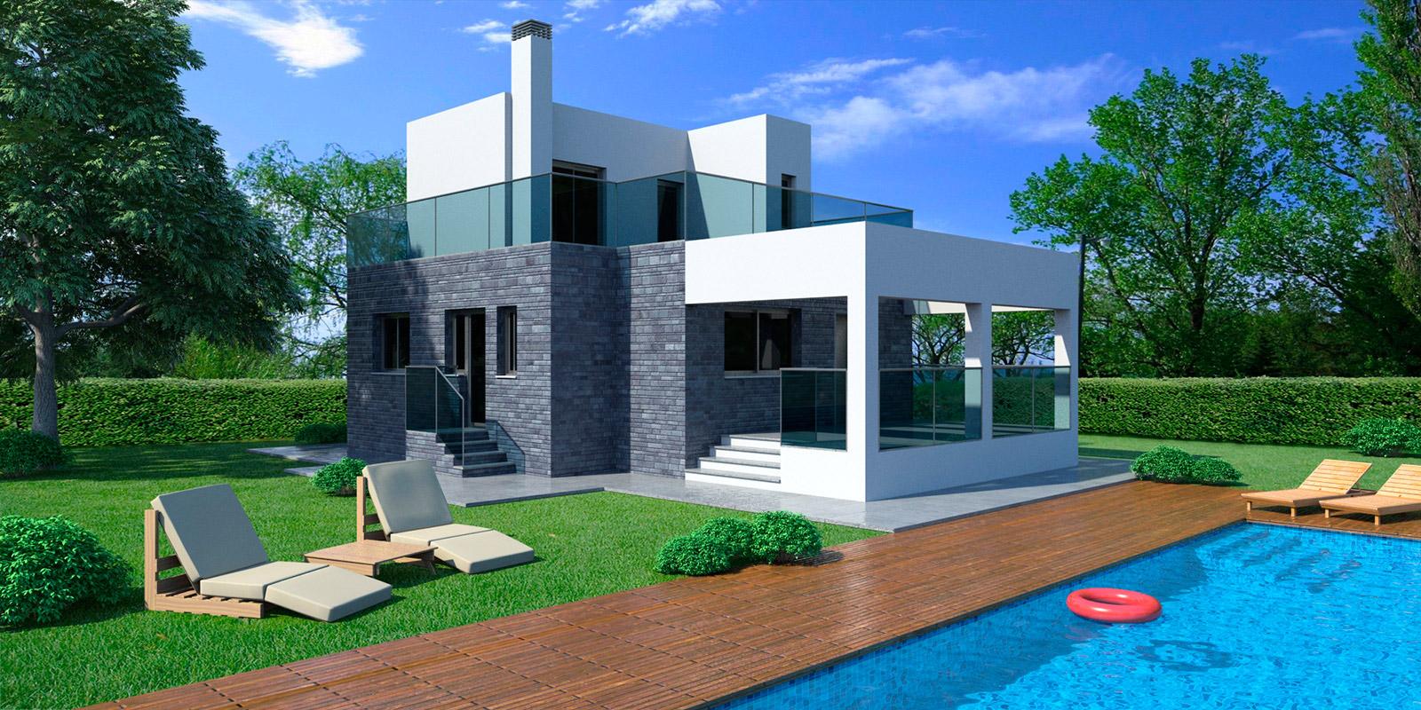 Villa au sud d'Alicante, golf Ciudad Quesada
