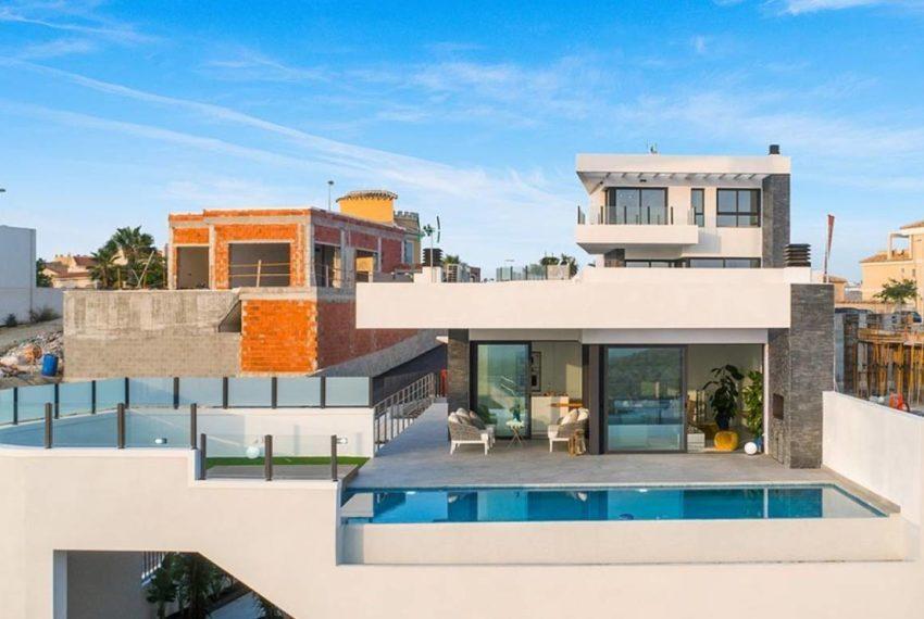 Villa spectaculaire à Ciudad Quesada