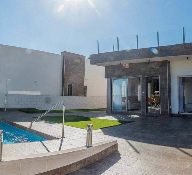 Maison alicante à Villamartin avec piscine