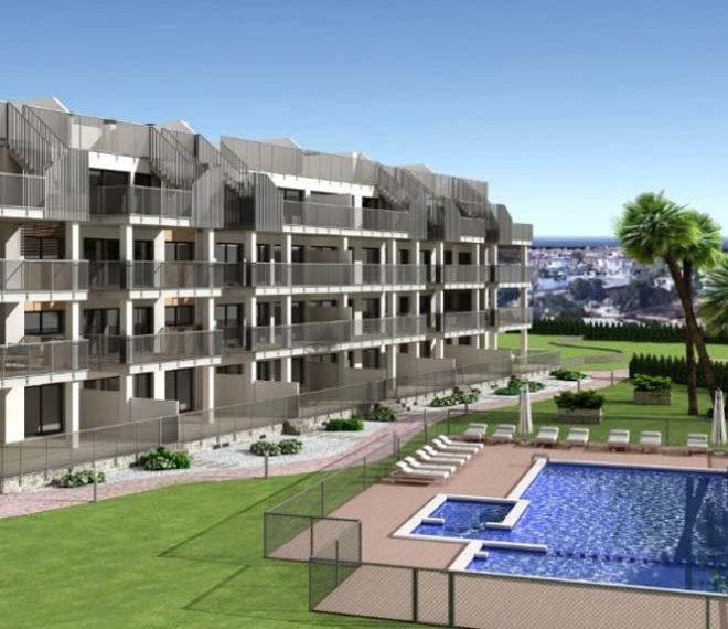 Appartements modernes à Villamartin