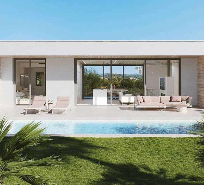 Maison à vendre au golf Las Colinas en Espagne