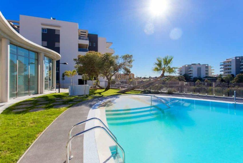Appartement Villamartin piscine commune