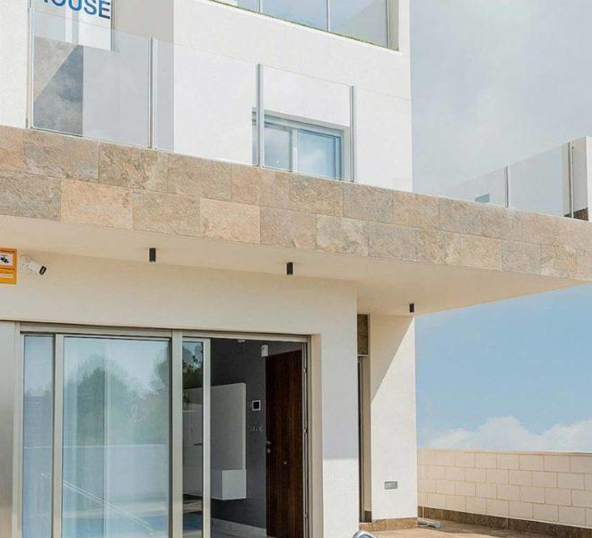 Maison neuve proche du golf de Villamartin à Orihuela Costa, Costa Blanca