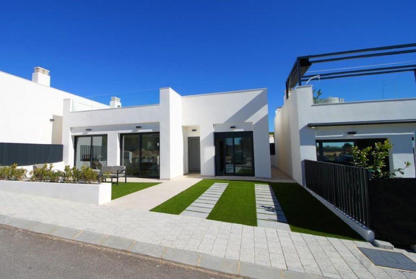 Villa en première ligne de golf Lo Romero