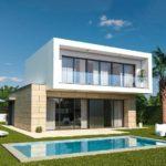 Villa en première ligne de golf La Roda
