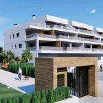 Appartement à Alicante, entrée à Villamartin