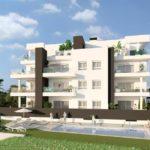 appartements mer-golf à Villamartin