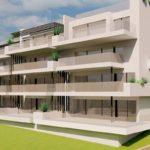 Immeuble d'appartements luxueux au Golf Las Colinas