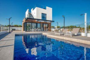 Villa pour retraité suisse