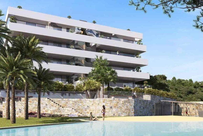 Appartements à vendre au golf Las Colinas