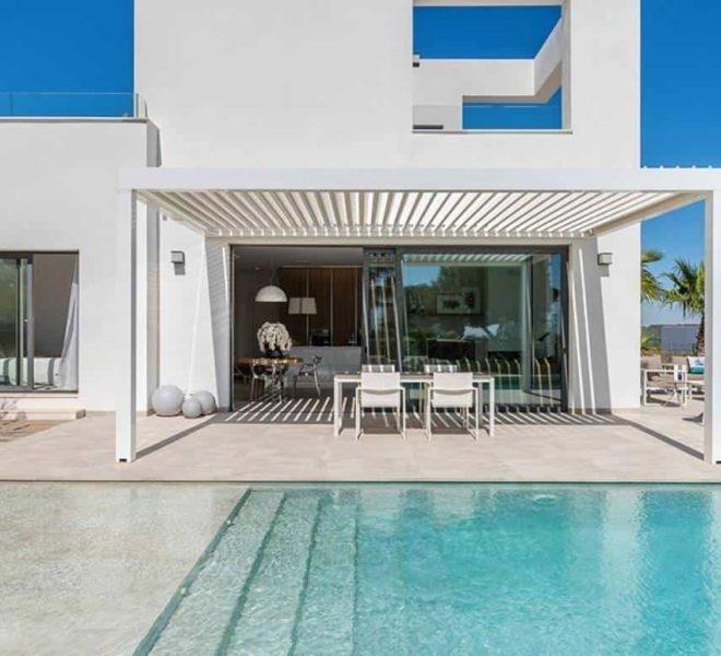 Maison intégrée dans le golf Las Colinas