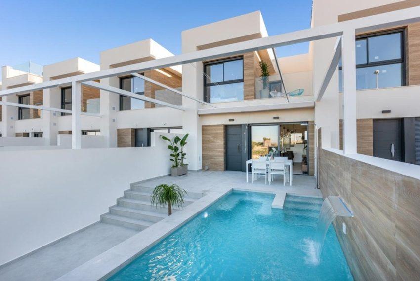 Maison avec sous-sol Costa Blanca