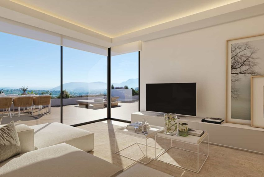 Appartements à vendre au golf la Sella, Costa Blanca Nord