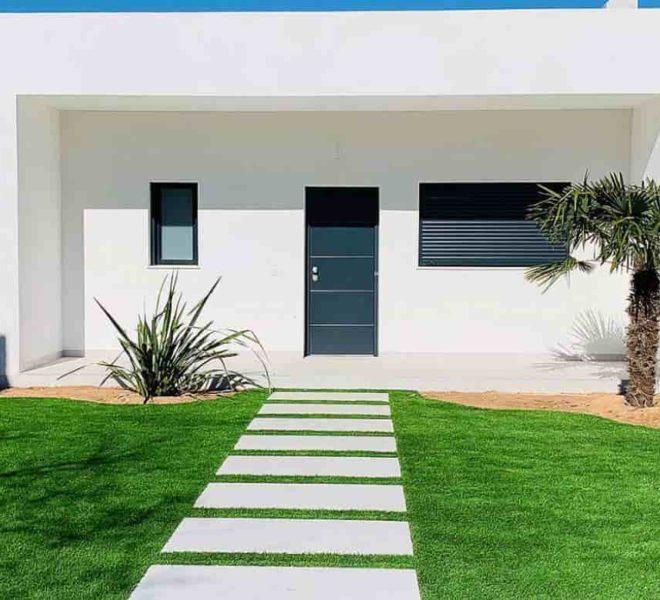 Maison avec jardin sur le golf à Alhama de Murcia