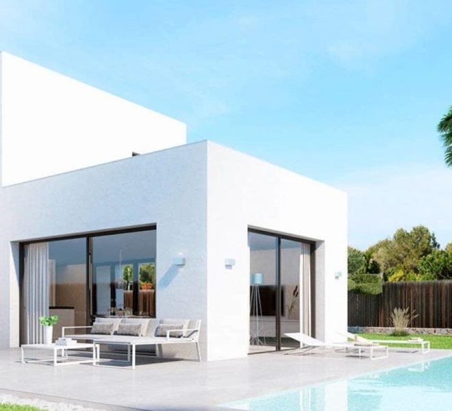 Maison insérée dans le Golf Las Colinas
