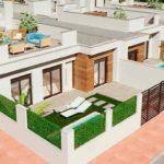 Maison à Murcia, Dolores de Pacheco, sur la Costa Calida en Espagne