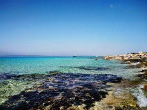 Magnifique prise de la plage Formentera