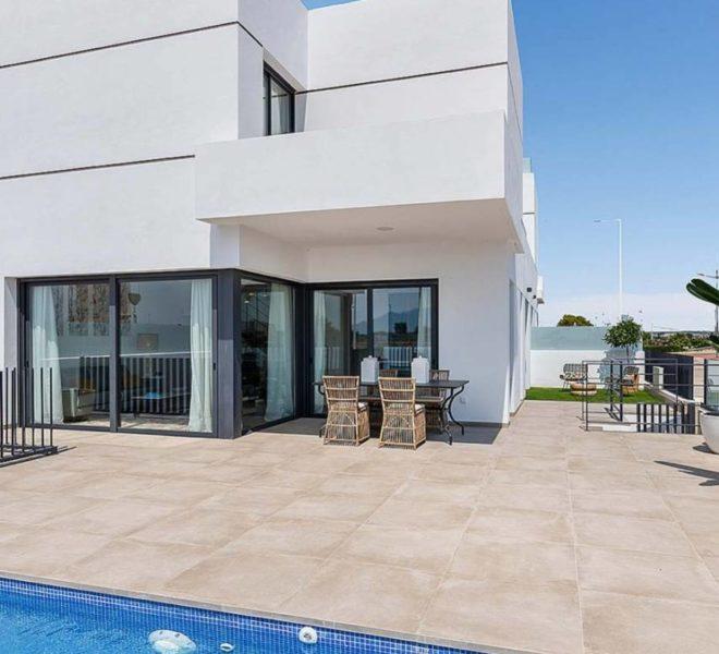 Maison sur la Costa Blanca avec piscine privée