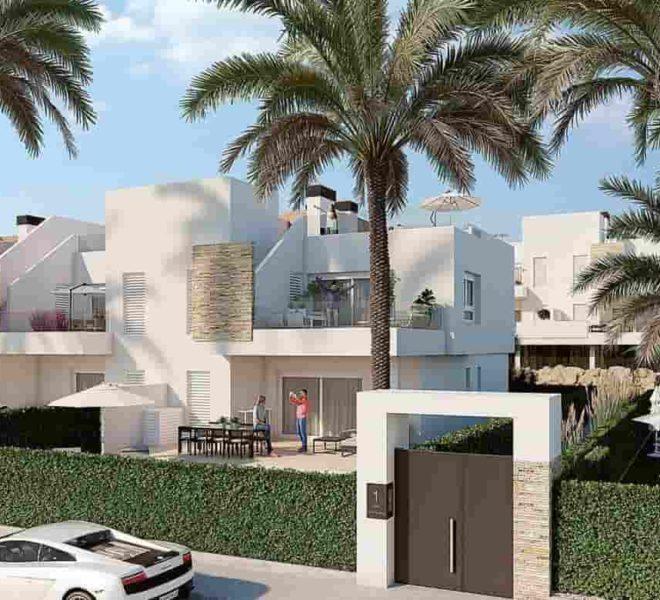 Appartements à vendre au Golf La Finca à Algorfa