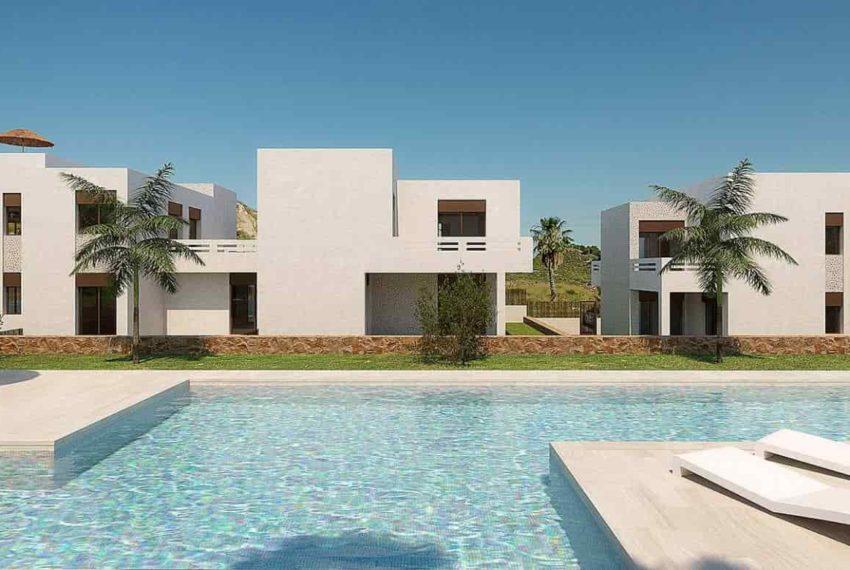 Maison à 200 mètres du parcours de golf La Finca à Alicante