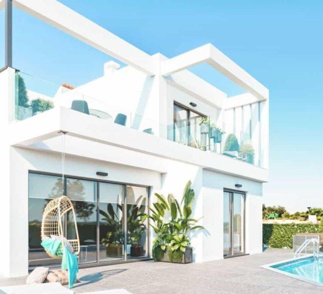 Maison en première ligne de golf Roda Golf Resort
