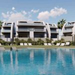 Complexe d'appartements à 120 mètres du golf La Marquesa